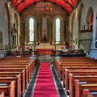 Beaulieu Abbey Church by Steve Randall