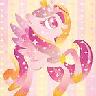 Princess Cadence by DisfiguredStick