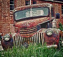 Pretty Ugly Truck by Jim Haley