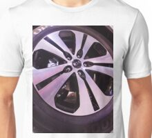 Kia Sportage Wheel  [ Print & iPad / iPod / iPhone Case ] Unisex T-Shirt