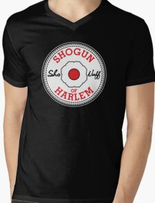 Shogun Of Harlem Mens V-Neck T-Shirt