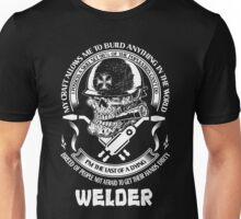 I am Proud to Be a Welder Unisex T-Shirt