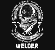 I am Proud to Be a Welder T-Shirt