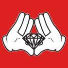 DIAMOND HAND by mcdba
