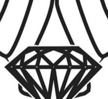 DIAMOND HAND Sticker