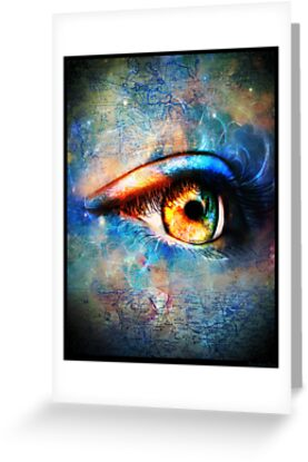 Through the Time Travelers Eye by Kerri Ann Crau