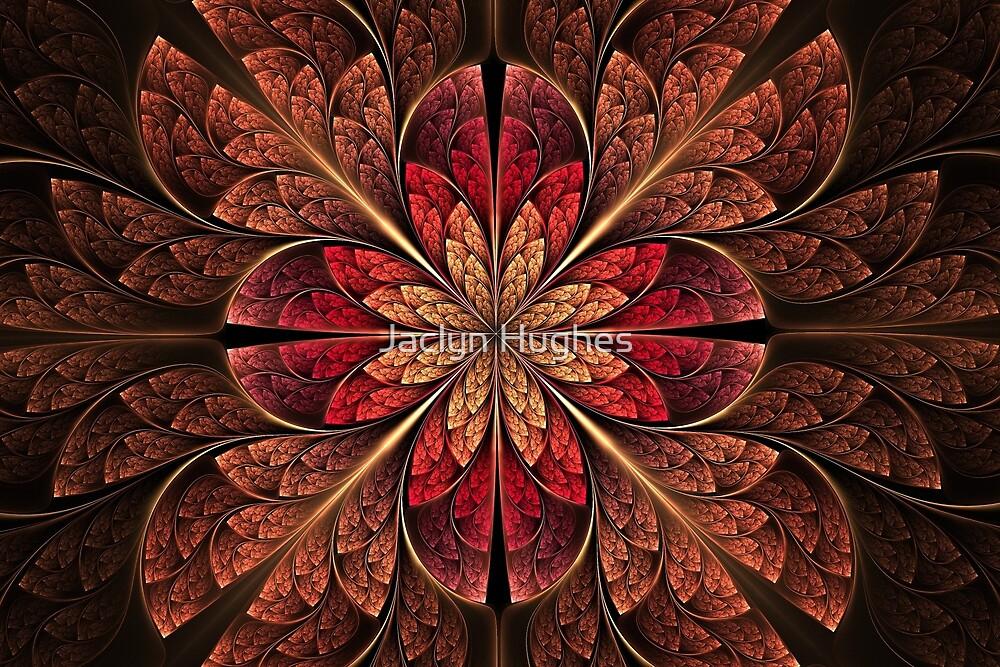 Autumn Blossom by Jaclyn Hughes
