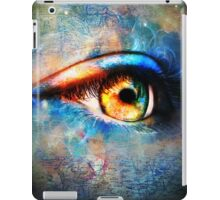 Through the Time Travelers Eye iPad Case/Skin