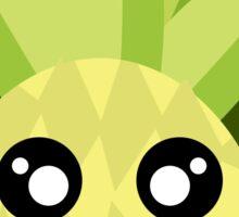 Kawaii Pineapple Sticker