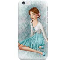 Cinderella with a Twist iPhone Case/Skin
