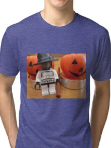Dave Stormtrooper's Helloween Outfit Tri-blend T-Shirt