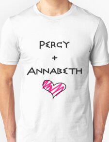 Percy+Annabeth Shirt (2nd edition) T-Shirt