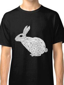 Low Poly Rabbit Classic T-Shirt