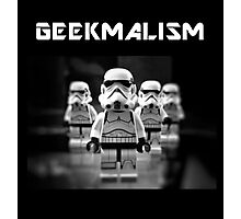 GEEKMALISM STAR WARS Photographic Print