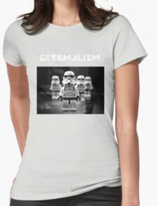 GEEKMALISM STAR WARS Womens Fitted T-Shirt