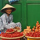 Whistleseller Hoi An Vietnam by Julie Sherlock