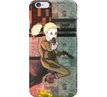 Space Gunslinger iPhone Case/Skin