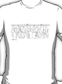 Monkey Commuter T-Shirt