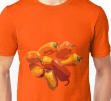 Graphic Peppers Unisex T-Shirt