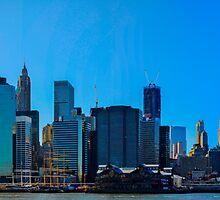 Brooklyn Bridge by paulanicole13