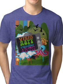 Visionary Vibes Tri-blend T-Shirt