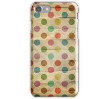 Lots and Lots of Dots iPhone Case/Skin