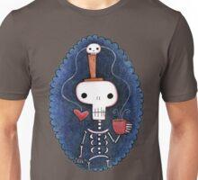 Skelly Meditation Unisex T-Shirt