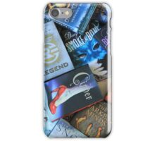 Young Adult Books iPhone Case/Skin
