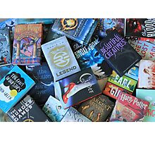 Young Adult Books Photographic Print