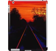 You don't know what I feel..My strength is in my will..It's me against the world iPad Case/Skin
