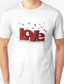 red love T-Shirt