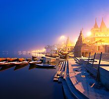 Mighty Varanasi by FabianPitzer