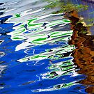 Waves in the Harbor by cclaude