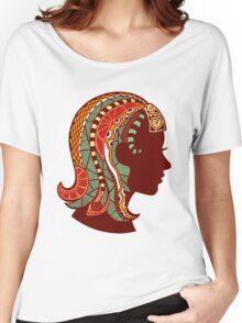 Virgo Women's Relaxed Fit T-Shirt