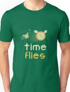 Time Flies shirt  Unisex T-Shirt