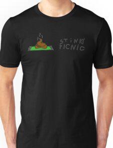 Stinky Picnic - Logo Zip Hoodie... Unisex T-Shirt