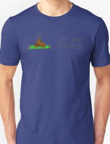 Stinky Picnic - Logo Zip Hoodie... T-Shirt