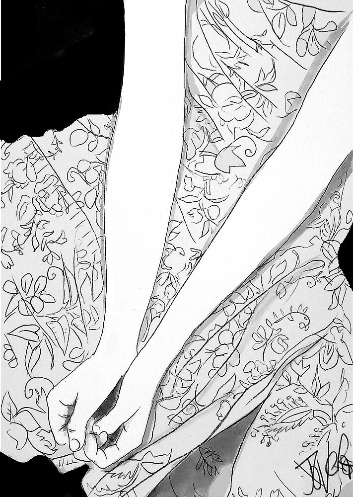 who will take my hand? by Loui  Jover