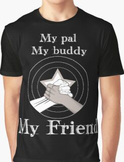 Stucky My Friend Graphic T-Shirt