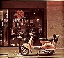 Celementine's by Angus McLaren
