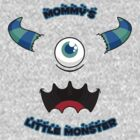 Mommys Little Monster Boy by RebelCollective