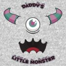 Daddys Little Monster Girl by RebelCollective
