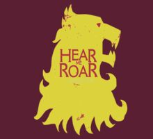 Frosty Antler - Hear me Roar Design by FrostyAntler