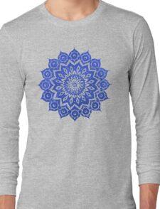 okshirahm sky mandala Long Sleeve T-Shirt