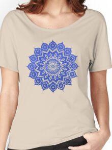 okshirahm sky mandala Women's Relaxed Fit T-Shirt
