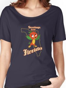 Greetings from Florida Women's Relaxed Fit T-Shirt