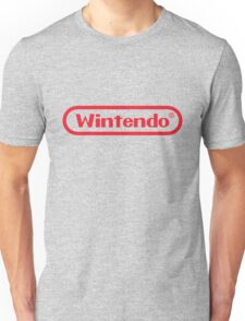 Wintendo Unisex T-Shirt