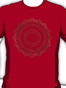 omulyana red mandala T-Shirt
