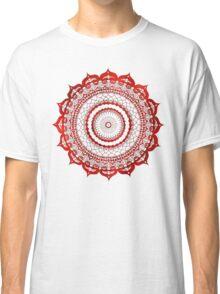 omulyana red mandala Classic T-Shirt