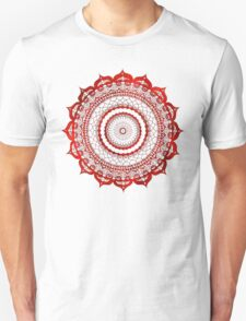omulyana red mandala T-Shirt